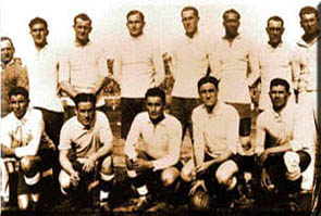 Winners of the 1st World Cup - Uruguay - 1930
